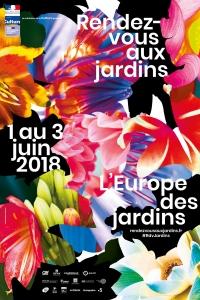 Dimanche 3 juin 2018 : ouverture du jardin Thuret pour les rendez-vous aux jardins 2018