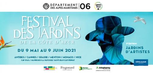 INRAE Jardin Thuret participe au Festival des Jardins 2021