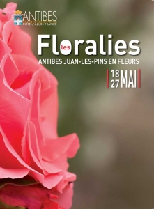L'INRA jardin Thuret aux Floralies d'Antibes Juan-Les-Pins