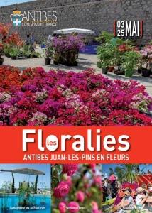L'UEVT aux Floralies d'Antibes 2019