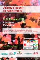 Affiche  Rencontres  Arbres d'avenir- 12-13 Novembre