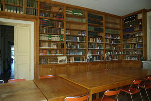 Bibliotheque de la Villa Thuret